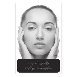 Make up card   Bilingual