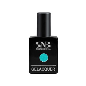 Gel Lacquer | Pearl Turquoise